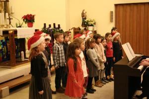 Božično novoletni koncert pevskih zborov