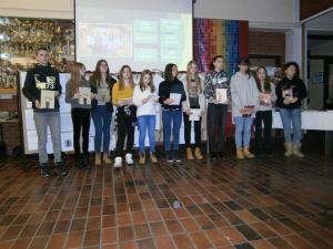 Prešernovi nagrajenci v razstavišču Ludvik 2018