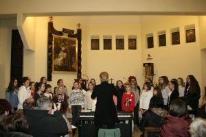 Božično novoletni koncert zborov