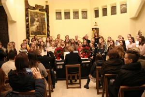 Božično - novoletni koncert zborov