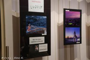 Kjer sem doma - razstava v razstavišču Ludvik