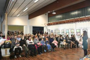 Prešernovi nagrajenci v razstavišču Ludvik 2020