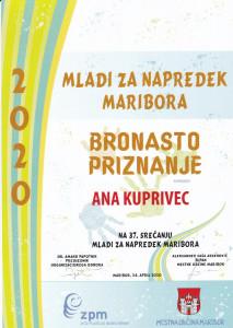 Mladi za napredek Maribora - razstavišče Ludvik