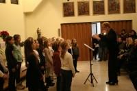 Božično-novoletni koncert zborov